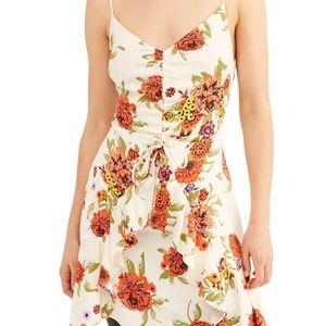 Women's Happy Heart Minidress, Size Large